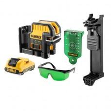 DCE0825D1G krížový a 5-bodový laser
