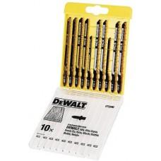 DT2290 Pílové listy pre priamočiare píly
