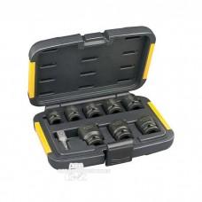 DT7507 sada nástrčných kľúčov pre rázový uťahovač
